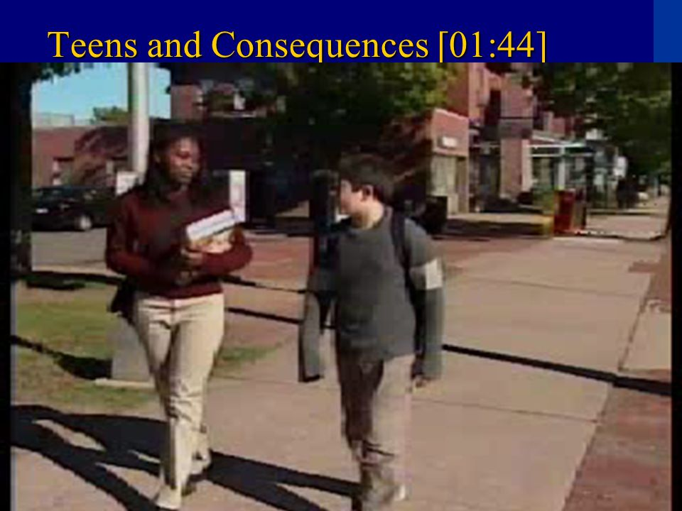 Teens and Consequences [01:44]